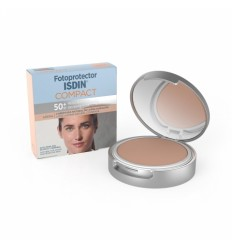 FOTOPROTECTOR ISDIN COMPACT SPF-50 MAQUILLAJE C