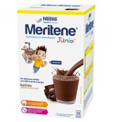 MERITENE JUNIOR 15X30 G CHOCOLATE